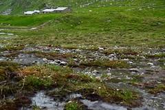 (Giramund) Tags: graubünden avers alp june clouds mountains alps hut alpinehut switzerland hiking water stream