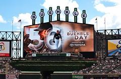 Mark Buehrle Day (Brule Laker) Tags: chicago illinois mlb baseball chicagowhitesox oaklandas southside markbuehrle 56