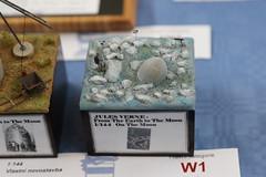 Jules Verne de la terre à la lune 1/144 (CHRISTOPHE CHAMPAGNE) Tags: 2017 modelbrno brno republiquetcheque czmdel kit modellbrno 1144 jules verne delaterreàlalune