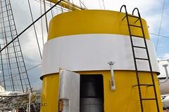 El Velero Rumano Mircea es un velero del tipo barca de tres mástile  (28) (javier_cx9aaw) Tags: elero rumano mircea