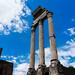 Columns in Roman Forum / Spalten im Forum Romanum