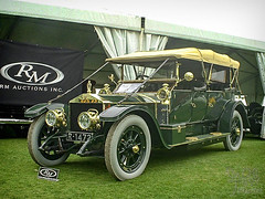 1912 Rolls Royce Silver Ghost at Amelia Island 2006 (gswetsky) Tags: ameliaisland concours delegance rolls royce silver ghost antique vintage european british