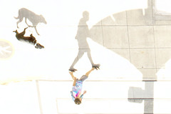 Untitled 315 (Takako Kitamura) Tags: abstract shadow highkey portland oregon