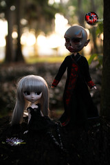 The Truth Is Told (dreamdust2022) Tags: suigintou pretty kind sweet tender dark evil loving lonely sadness pain darkangle princess pullip doll jack knight angelgate nightmare guardian caring honest fatherly figure man