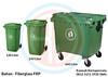 Harga Tong Sampah 120 Liter Terbaru Bahan Fiberglass FRP (Ramdhani Jaya) Tags: news tong sampah fiber bak harga 120 liter fiberglass