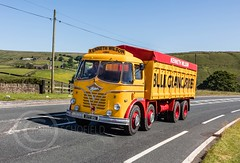Last Motormans Run June 2017 068 (Mark Schofield @ JB Schofield) Tags: road transport haulage freight truck wagon lorry commercial vehicle hgv lgv haulier contractor foden albion aec atkinson borderer a62 motormans cafe standedge guy seddon tipper classic vintage scammell eightwheeler