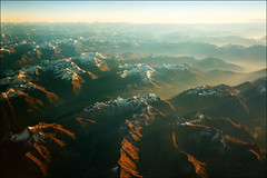 Alps (Katarina 2353) Tags: sunset alps mountain katarina2353 katarinastefanovic aerialview