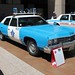 Chicago Illinois Police Chevrolet Bel Air