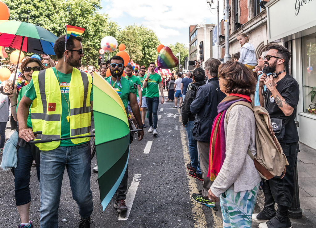 LGBTQ+ PRIDE PARADE 2017 [ON THE WAY FROM STEPHENS GREEN TO SMITHFIELD]-130140