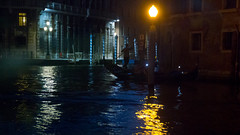 Venice 2017 Trip (elizunseelie) Tags: venice italy europe travel trip summer iphone iphone6plus water canal reflections boat gondola gondolier lanterns lights lamps