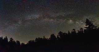 Milky Way Pano