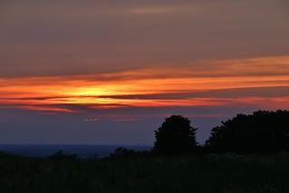 CNY sunset