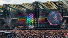 Coldplay - A Head Full of Dreams Tour 2017 - King Baudouin Stadium, Brussels - 22/06/2017 (Rossell' Art) Tags: 22juin2017 aheadfullofdreamstour bruxelles coldplay concert live staderoibaudouin brussels kingbaudouinstadium king roi baudouin stade stadium