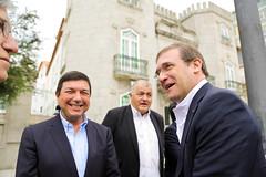 Autárquicas 2017: Pedro Passos Coelho no Porto