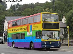 AX523 - Rt44 - Eniskerry - 250617(large) (dublinbusstuff) Tags: dublinbus ax523 pride lgbt larkhill enniskerry rainbow aoa trisidedadvert alx400 route44