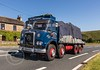 Last Motormans Run June 2017 143 (Mark Schofield @ JB Schofield) Tags: road transport haulage freight truck wagon lorry commercial vehicle hgv lgv haulier contractor foden albion aec atkinson borderer a62 motormans cafe standedge guy seddon tipper classic vintage scammell eightwheeler