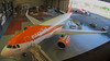 IMG_0106_Panorama (Roger Brown (General)) Tags: a320 neo new engine option is easyjets latest purchase their fleet 300th airbus purchased by easyjet has leap 1a leading edge aviation propulsion engines fitted collected from delivery centre toulouse flown via orly back luton 14th july 2017 orange roger brown canon sx610 hs