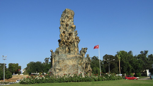 Zafer (Victory) Monument, Famagusta