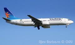 PR-GIT Varig Boeing 737-800 - cn 28403 / 117 - GRU (alexsandrobarbosa) Tags: prgit varig boeing 737800 cn 28403 117 gru