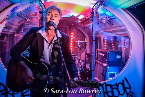 Glastonbury 2017 : Glen Matlock