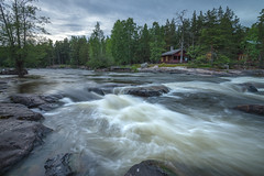 Kymi river (Jyrki Salmi) Tags: jyrki salmi langinkoski kotka finland rapids summer outdoor