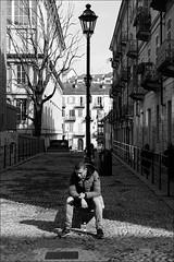 Torino 0466 (malko59) Tags: torino turin biancoenero blackandwhite street urban fujifilm fujifilmxseries fujifilmx streetphotography
