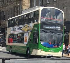 Lothian Country 935 SN09 CVW (26.06.2017) (CYule Buses) Tags: service43 wrighteclipsegemini2 transportforedinburgh lothianbuses lothiancountry 935 sn09cvw
