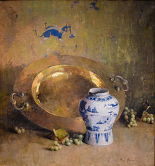 Dines Carlsen - Delft and Brass, 1922 at Carnegie Museum of Art - Pittsburgh PA (mbell1975) Tags: pittsburgh pennsylvania unitedstates us dines carlsen delft brass 1922 carnegie museum art pa museo musée musee muzeum museu musum müze museet finearts fine arts gallery gallerie beauxarts beaux galleria painting pgh pit pitt penna penn american realism realist