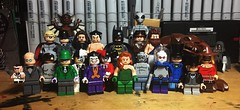 Batman, the Animated Series: Revisted (LordAllo) Tags: lego batman the animated series btas cartoon 1990s manbat firefly count vertigo clock king talia ras al ghul roxy rocket clayface phantasm ventriloquist scarface catwoman riddler twoface joker harley quinn poison ivy mister freeze mad hatter penguin scarecrow