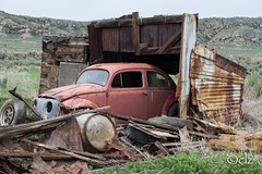 Wyoming (velo_city) Tags: ghosttown rusted rusty wyoming abandoned 2017 roadtrip grasscreekwyoming middleofsomewhere wildwest beautifuldecay