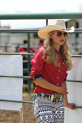 Flawless Beauty (cowgirlrightup) Tags: candid sexy flawlessbeauty cowgirlrightup rodeo beautifulcowgirl
