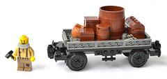 Train wagon (Jack Riveorput) Tags: train wagon lego wild west western