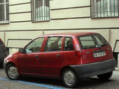 Fiat Punto 60 Selecta 1994 (LorenzoSSC) Tags: fiat punto 60 selecta 1994