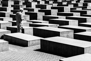 Berlin Holocaust Denkmal