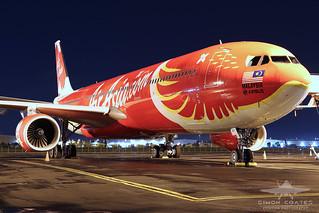 9M-XXT A333 AIR ASIA X