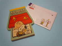 """""""Snoopy and his Friends"""" Memo Pad and Letter Cards (My Sweet 80s) Tags: blocchetto blocknotes memopad notes bustedalettera biglietti cards greetingcards hallmark bigliettodalettera lettercards snoopyandhisfriends madeinjapan sheets envelopes letterset peanutsworldwidellc snoopyletterset decoratedsheets cartadalettere cartadaletteresnoopy 2015peanutsworldwidellc snoopy2015 2011peanutsworldwidellc snoopy2011 snoopy peanuts unitedfeaturedsyndacateinc thepeanutscharacters anni80 80s 70s anni70 cartoleriavintage vintagestationery 80sstationery cartoleriaanni80 charliebrown charlesmschulz mysweet80s mysweets80s"""