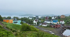 A town called Trininty (Photosuze) Tags: newfoundland towns buildings trinity bay clouds historic