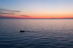 Croatia (Yann OG) Tags: croatia croatie rovinj istrie mer sea meradriatique adriaticsea sunset coucherdesoleil bluehour heurebleue bateau boat sigma30mm