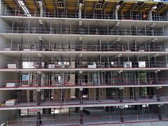 Building in progress (Jeanne Menjoulet) Tags: building inprogress construction immeuble étages floors underconstrucution btp