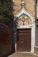 Rita Crane Photography: Palazzo Portal, Venice (Rita Crane Photography) Tags: portal entrance venice italy door architecture beauty wwwritacranestudiocom ritacranephotography