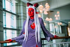 Zahra (btsephoto) Tags: cosplay costume play project akon anime convention fort worth texas center downtown portrait fuji fujifilm xt1 yongnuo yn560 iii flash critical role dungeons dragons fujinon xf 35mm f14 r lens コスプレ