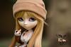 Kim - Pullip Nella Retro Memory (RozenPullip) Tags: pullip nella retro memory groove poupée doll obitsu natural l coolcat leekeworld blond clothes vêtements kimono