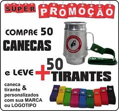 banner caneca + tirantes GRÁTIS 50 unidades (marcosrobertoromagna) Tags: caneca cordões kits pesonalizados