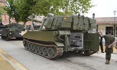 OBÚS M-109 A5E E.T. (SPANISH ARMY) SEVILLA DIFAS-2017 (DAGM4) Tags: españa europa espagne europe espanha espagna espana espainia espanya et spain spanisharmy spanien difas2017 ejércitodetierra 2017 andalucía seville obúsm109a5e obús artilleria militar military militaryandwarmuseums sevilla m109