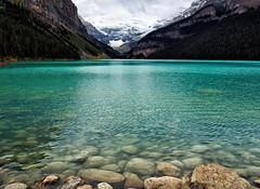 @Lake Louise (Simple_Sight) Tags: canada lakelouise alberta travel outdoors lake mountains blue jaspernationalpark landscape