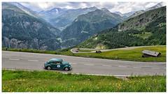 VW am Grossglockner (BKFofOF) Tags: yabbadabbadoo 2485 serpentine hochalpenstrasse österreich austria grossglockner käfer vw d610 nikon