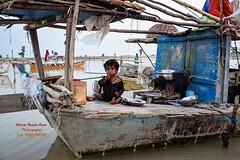 Mohana of indus river Life (Cute Pakistan) Tags: mohana boat indusriver kotaddu 03007480117 taunsabarrage poorchild hunger food ship water