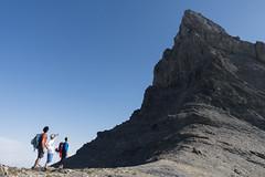 Grand Muveran - Arête de la Saille (turtle_danger) Tags: alpes alpine alps altitude climber climbing escalade grimpe lesalpes montagnes mountain mountaineering mountains summer