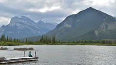 Alone time (naromeel) Tags: banff canada nature