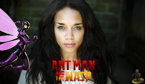 Hannah Joh Kamen Cast in Ant-Man and The Wasp!
